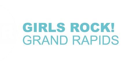 Girls Rock! Grand Rapids Volunteer Party tickets