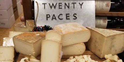 Cheese Club: Twenty Paces Seasonal Cheeses