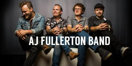 AJ Fullerton Band tickets