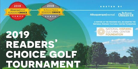 Albuquerque Journal Readers' Choice / NHCCF Golf Tournament tickets