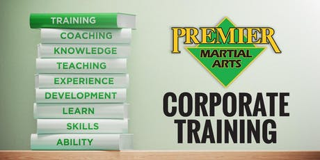 Premier Martial Arts Corporate Training tickets