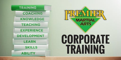 Premier Martial Arts Corporate Training