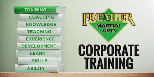 Premier Martial Arts Corporate Training