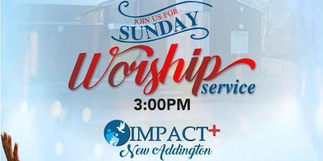 Sunday Family Service tickets