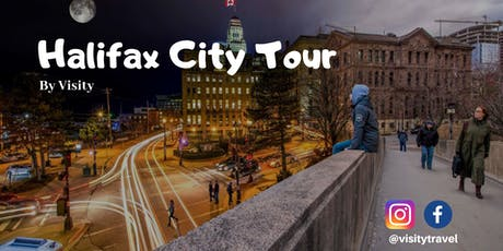 All-YOU-NEED-TO-KNOW  Halifax City Tour ! Halifax City Tour for newcomers! tickets