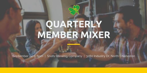 September Member Mixer