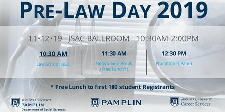 Pre-Law Day 2019 tickets