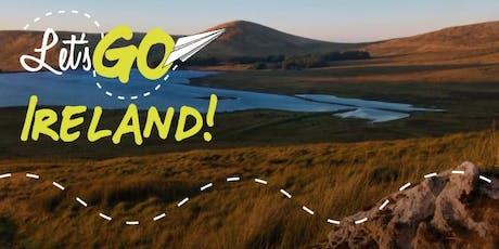 Let's go Ireland! biglietti