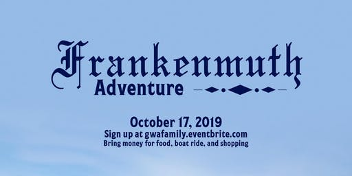 Gateway Seniors Frankenmuth Adventure