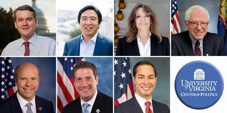 Presidential Candidate Climate Forum: Day 1 tickets