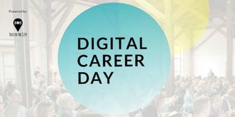 Digital Career Day Leipzig tickets