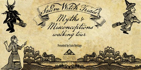 October Myths & Misconceptions Walking Tour tickets