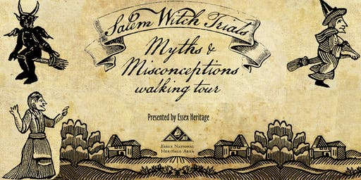 October Myths & Misconceptions Walking Tour