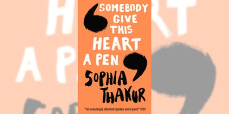 National Poetry Day: Sophia Thakur at Gower Records tickets