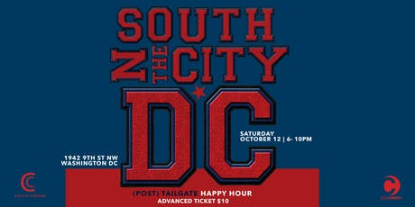 South'N the City DC, Howard Homecoming Post Tailgate Happy Hour tickets