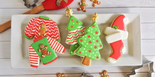 Christmas Cookie Decorating Party @ Uncle Billy's Downtown Eatery - Paris, TN