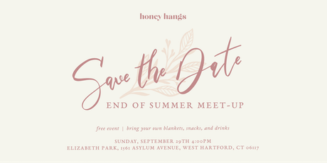 Honey Hangs Meetup tickets