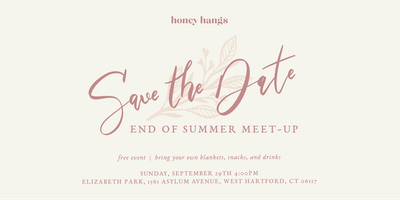 Honey Hangs Meetup