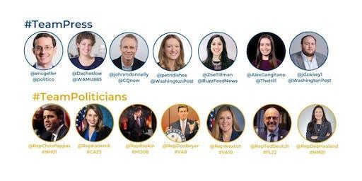 "2019 ""Press vs. Politicians"" National Press Club Spelling Bee"