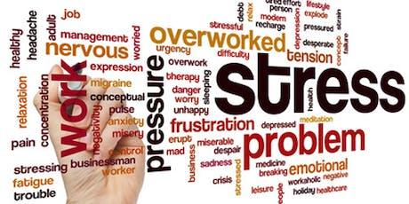 Dinner Talk - Wellness Event - Stress, Hormones and Health tickets