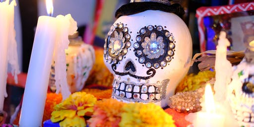 Day of the Dead Kick Off Party