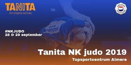 Tanita NK judo 2019 tickets
