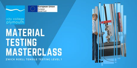 Material Testing Masterclass tickets