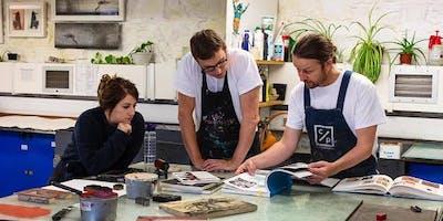 Course: Art & Print History, 15 Jan – 19 Feb, Wednesday, 10am – 1pm