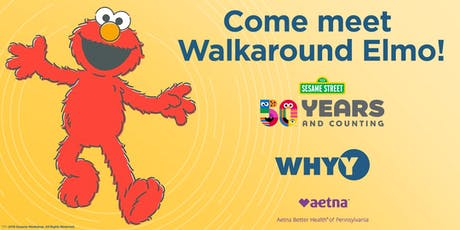 Celebrate Sesame Street 50 Years and Counting at WHYY tickets