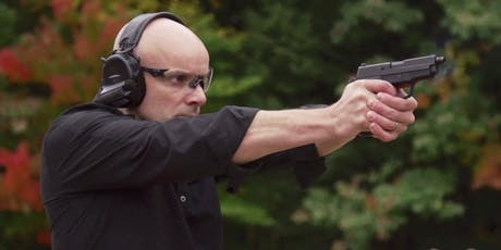 Defensive Pistol Operation (Seminar) with Master Instructor Adam Painchaud tickets