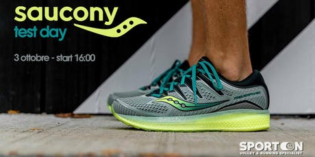 Saucony Test Day & City RUN biglietti