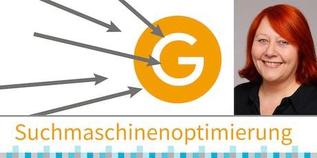 Suchmaschinen-Optimierung (SEO) – Halbtags-Workshop in Köln Tickets