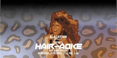 Hair-Aoke   Hair Band Karaoke