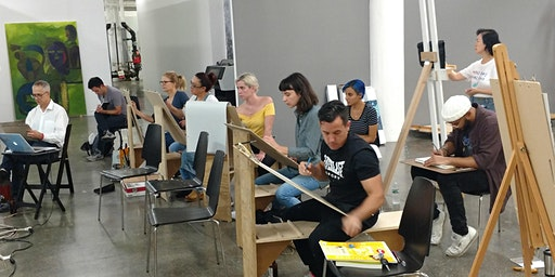 Jersey City Drawing Club
