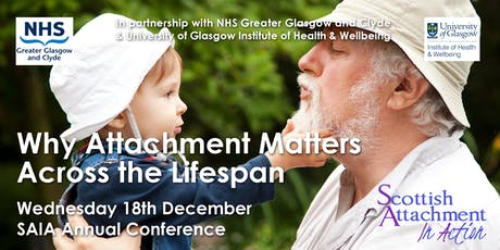 Why Attachment Matters Across the Lifespan tickets