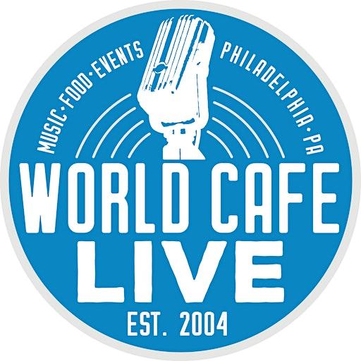 World Cafe Live logo
