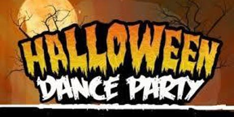 Halloween Dance Party tickets
