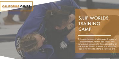 SJJIF Worlds Jiu Jitsu Training Camp 2019