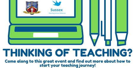 Thinking of Teaching? tickets