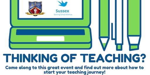 Thinking of Teaching?