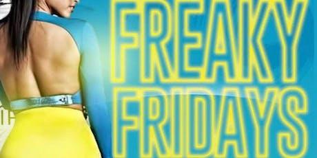 Freaky Fridays  tickets