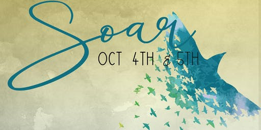 Soar Womans Conference- Living Above Normal
