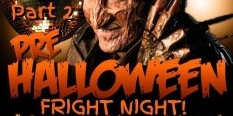 Halloween Fright Night Party tickets