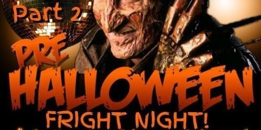Halloween Fright Night Party