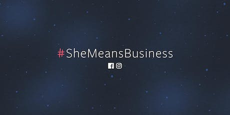 She Means Business: Meet-up in Truro tickets