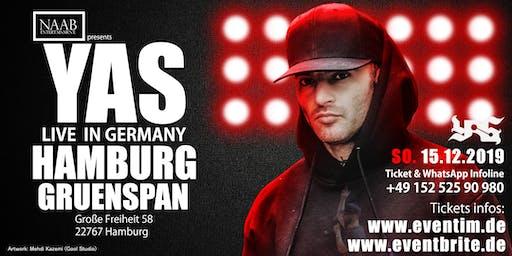 YAS Live in Hamburg - 15.12.19 - Gruenspan