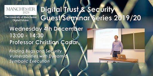 Christian Cadar Guest Seminar