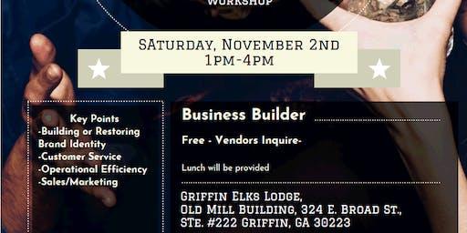 Building, Branding, Expanding