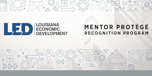 Mentor-Protégé Recognition Event