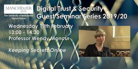 Professor Wendy Montcur Guest Seminar tickets